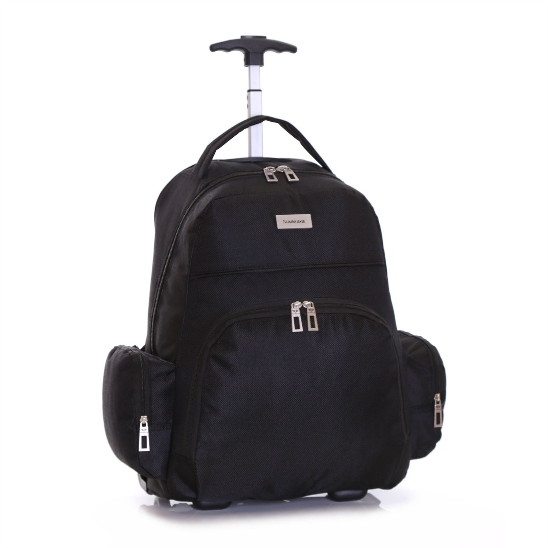 Wheeled Cabin Laptop Computer Suitcase Trolley Hand