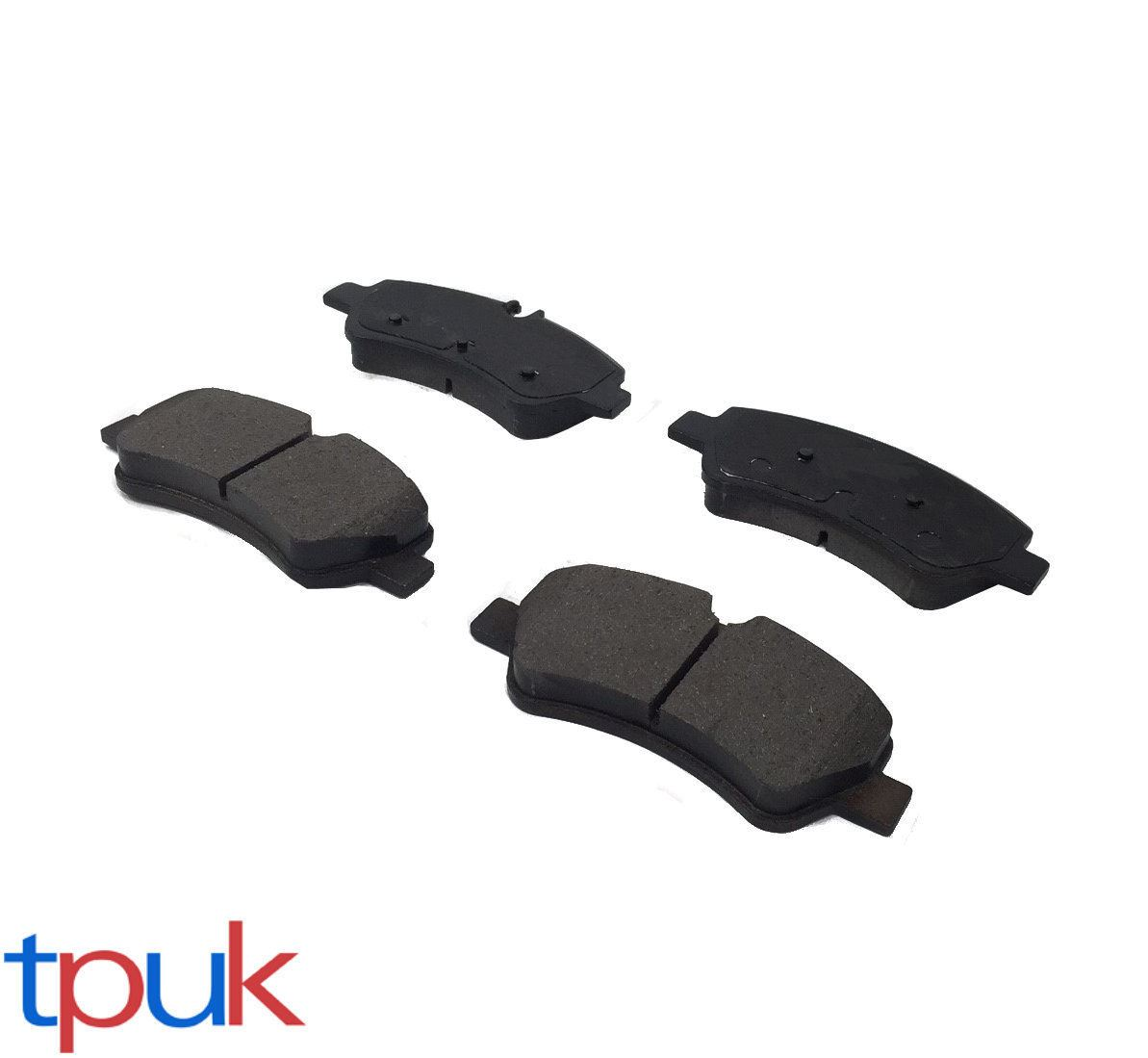 FRONT BRAKE PADS FIT FORD TRANSIT CUSTOM MK8 TOURNEO 2.0//2.2 TDCI FWD RWD  2012/>