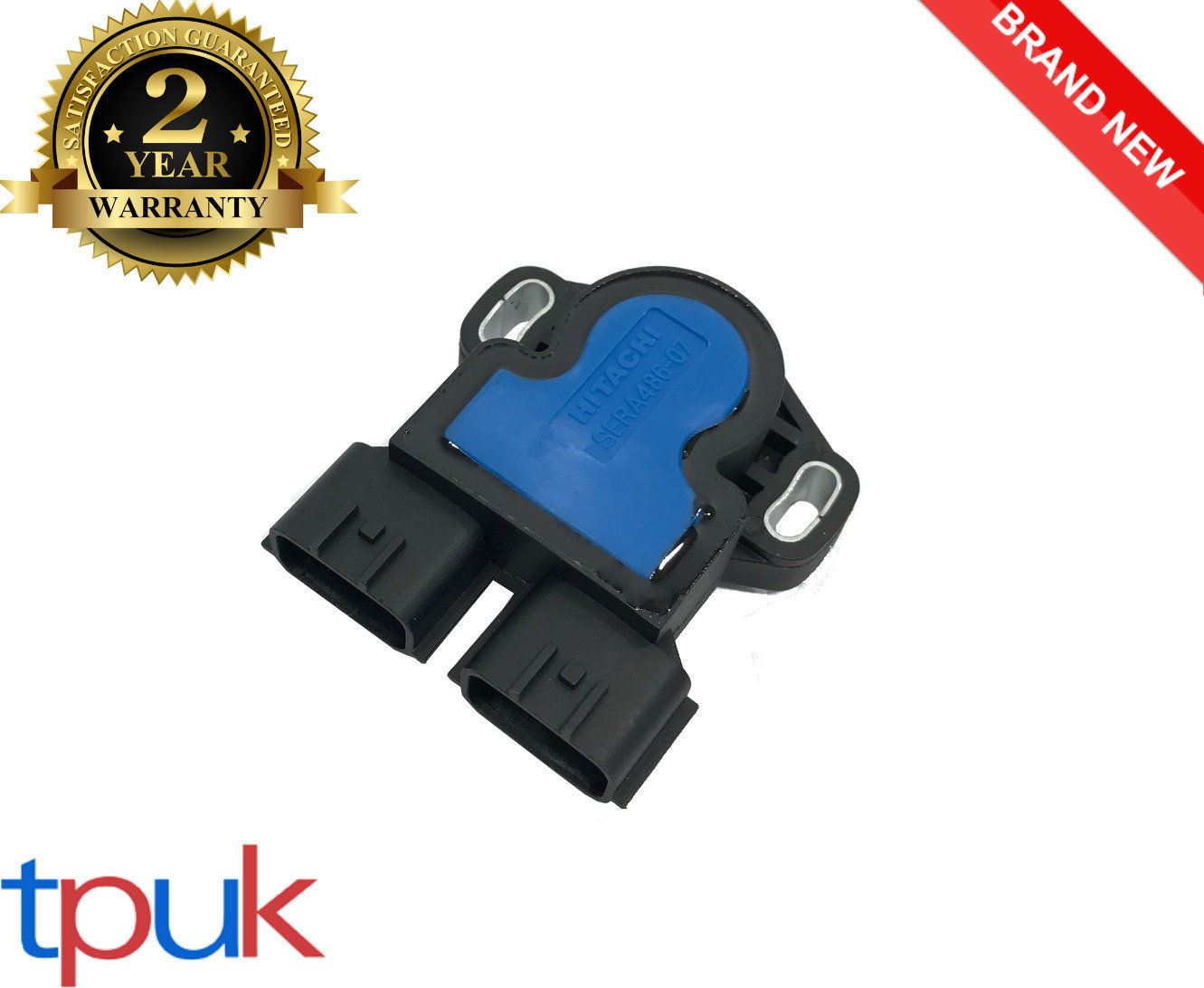 Isuzu Trooper Diesel 3.0L 4JX1 Throttle Position Sensor TPS