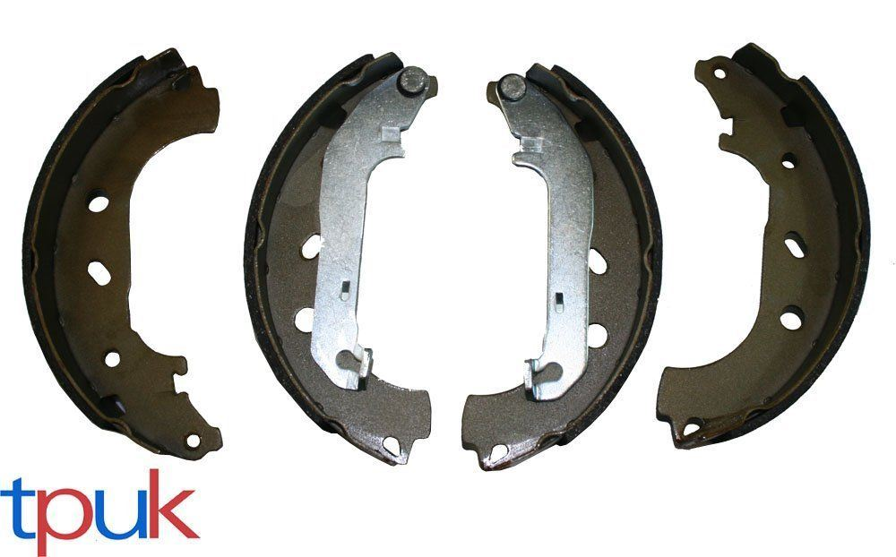 FORD TRANSIT MK3 EUROPEAN 2.5 REAR BRAKE SHOES 85 to 91 1570203