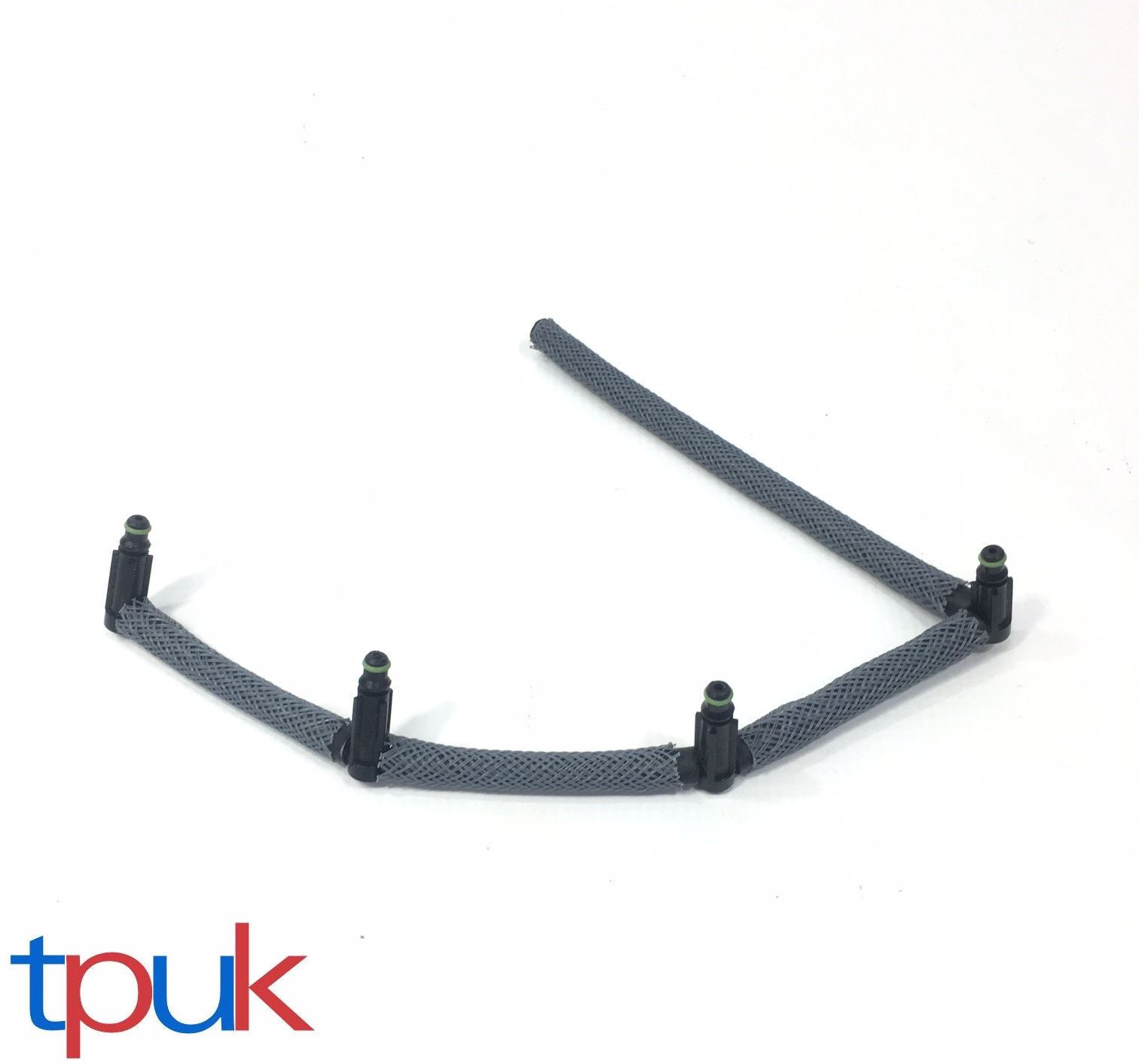 INJECTOR SEAL KIT /& LEAK OFF RETURN PIPE CITROEN XSARA PICASSO 1.6 HDI 2002 ON