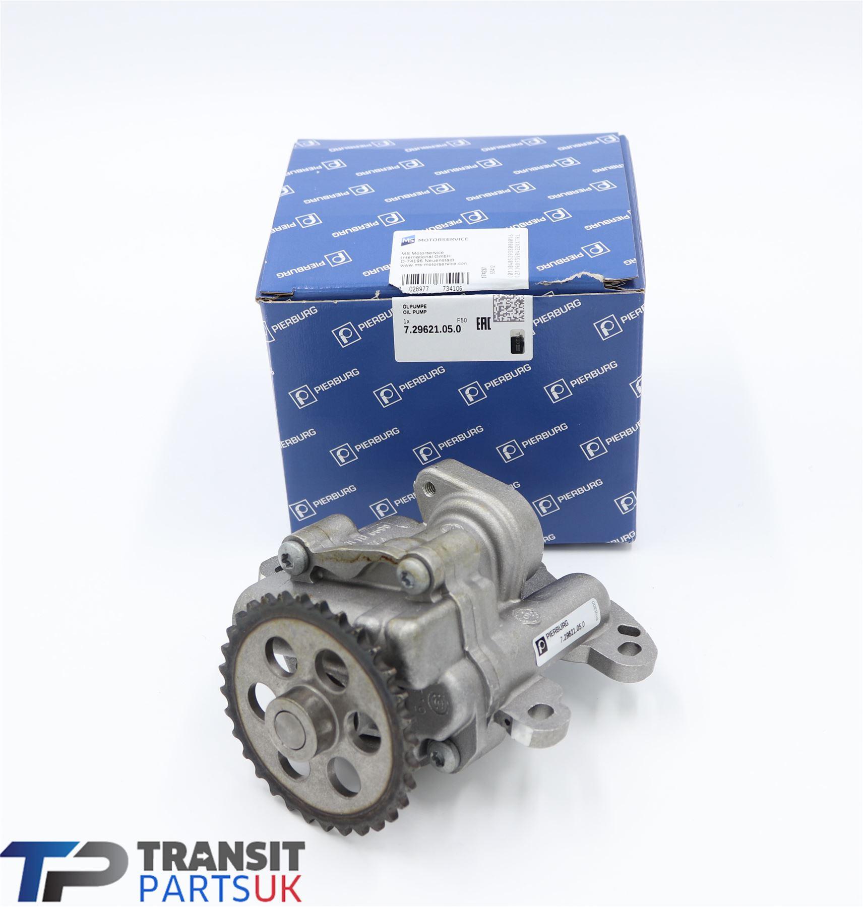 Transit Parts Genuine Pierburg Transit MK6 MK7 2.2 2.4 Oil Pump Relay Boxer Defender