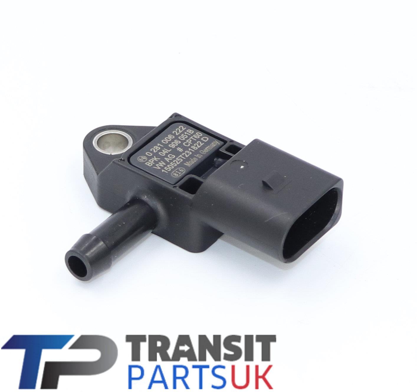 B6 Bosch MAP Sensor Boost Pressure Fits VW Passat 1.9 TDI UK Bosch Stockist