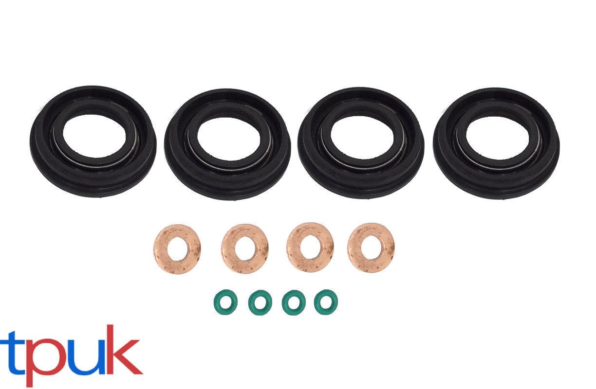 FUEL INJECTOR SEAL WASHER ORING SET
