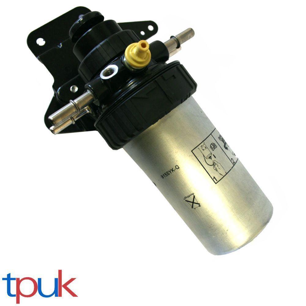 Nuovo di Zecca Ford TRANSIT filtro carbur 2.5 1992-1997 MK3 MK4 MK5 DIESEL 864F9176CA
