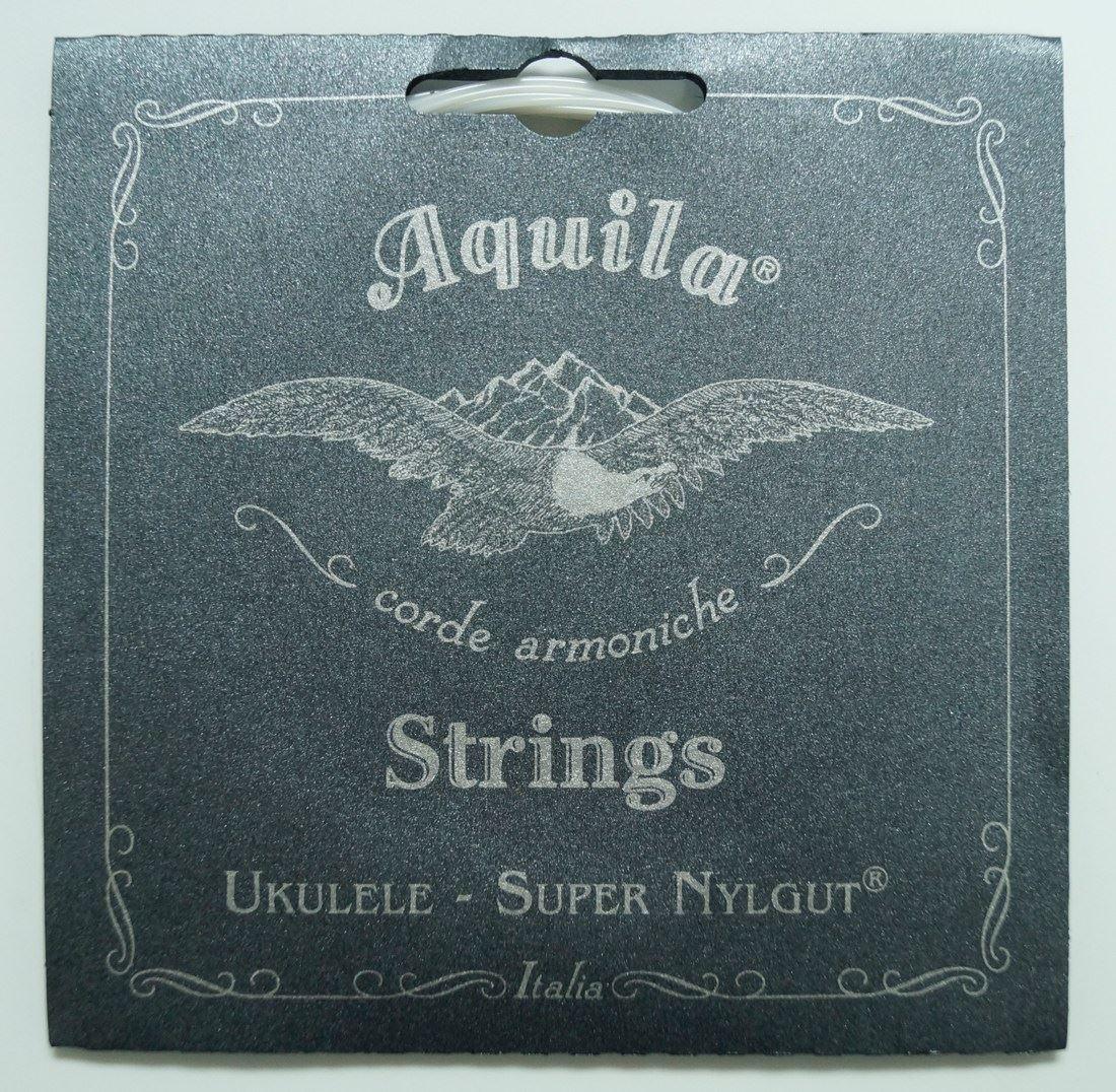 aquila super nylgut tenor low g ukulele string set ebay. Black Bedroom Furniture Sets. Home Design Ideas