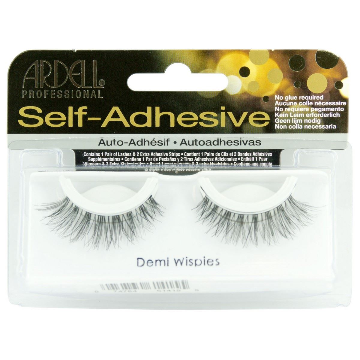 aa05e3b0829 Ardell Self-Adhesive Demi Wispies - Premium Quality Fake Lashes ...