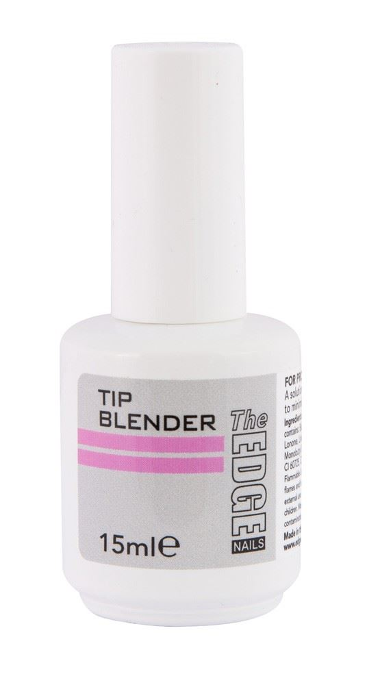 The Edge Nail Tip Blender - 15ml False Nails Tips | eBay