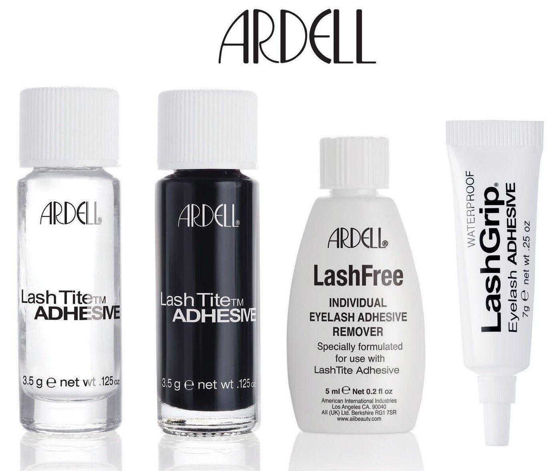 b4418e5641b Ardell LashTite Eyelash Lash Adhesive Best Waterproof Strong False Eyelash  Glue