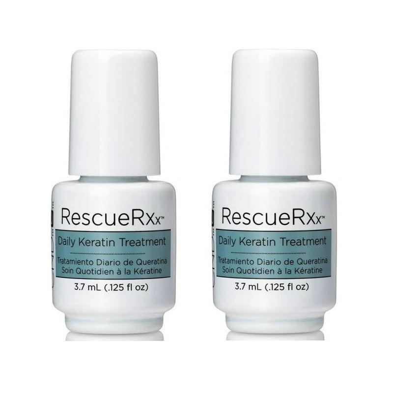 CND RescueRxx Daily Keratin Treatment 3.7ml - Variation - Fast ...