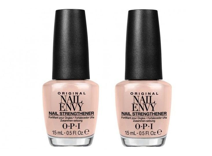 OPI Nail Envy Samoan Sand 15ml DUO PACK & Wipes | eBay