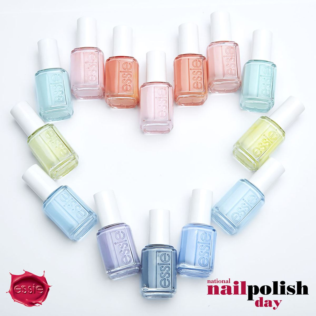 ESSIE NAIL POLISH / VARNISH EFFECT 13.5ML / 15ML UK SELLER! NEW ...