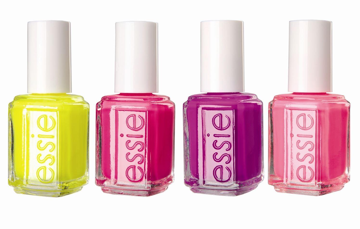 essie Pink Nail Polish | eBay