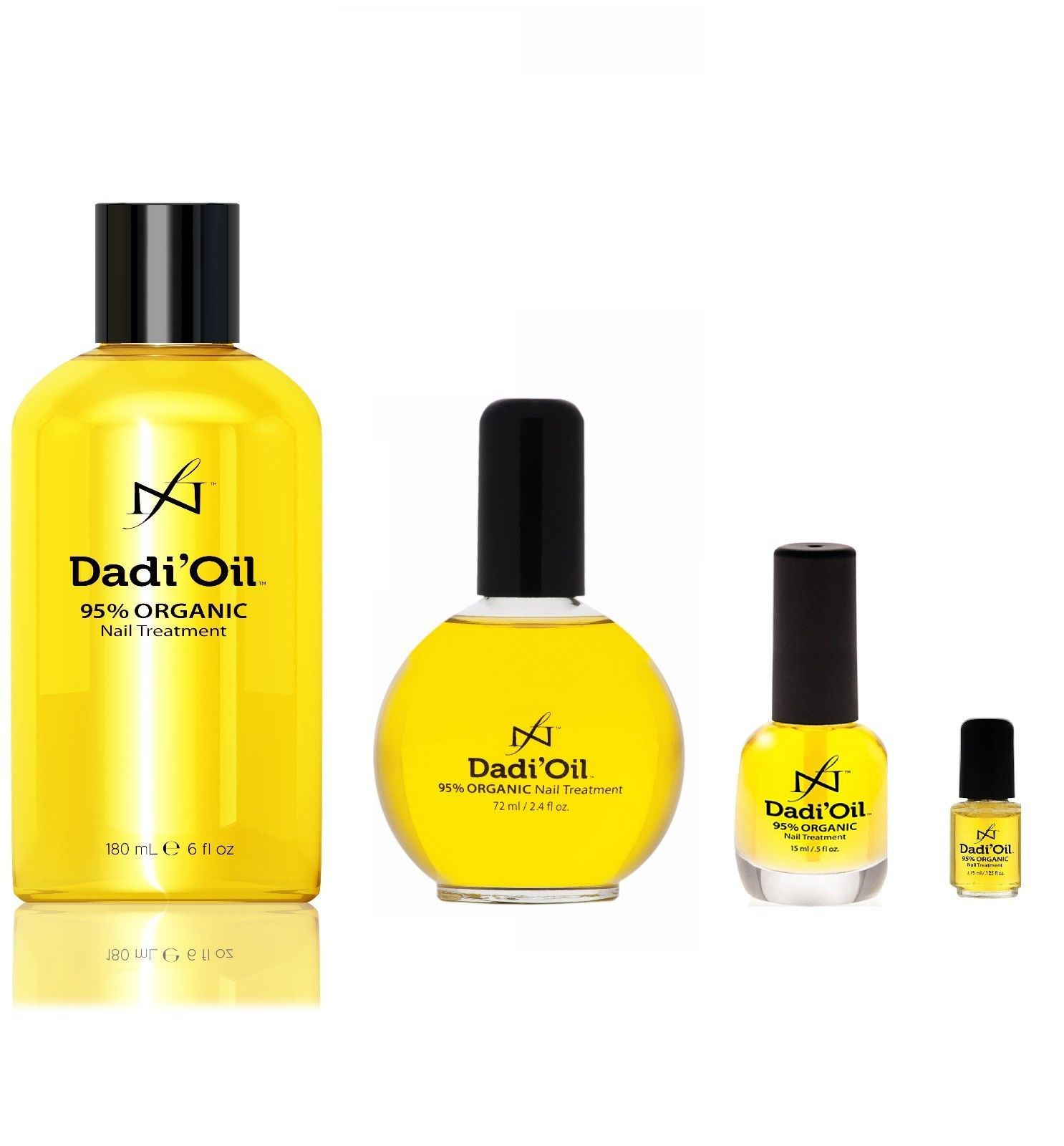 Dadi Oil Nail Treatment - All Sizes For Cuticle Treatments - | eBay