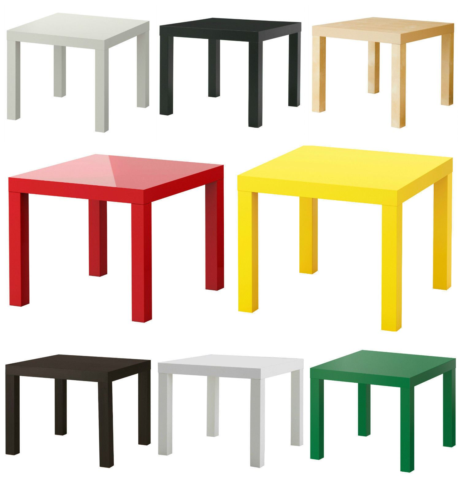 Tables D Appoint Maison Ikea Manque Cote Table Fin Display 55x55cm