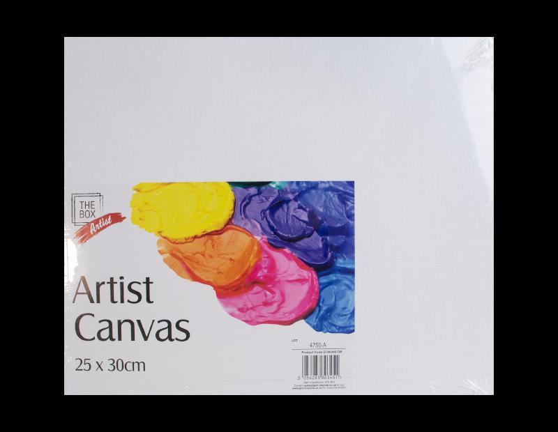 Artist Canvas Panel 25cm X 30cm Board Art Painting Sketching Drawing 5050577832844 Ebay