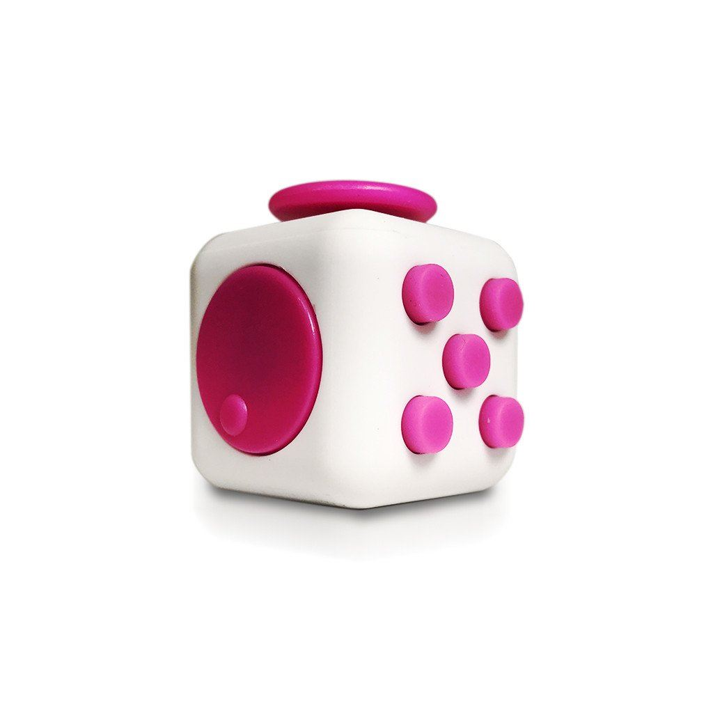 Stress Relief Toys : Fidget cube spinner desk toy children anxiety adults