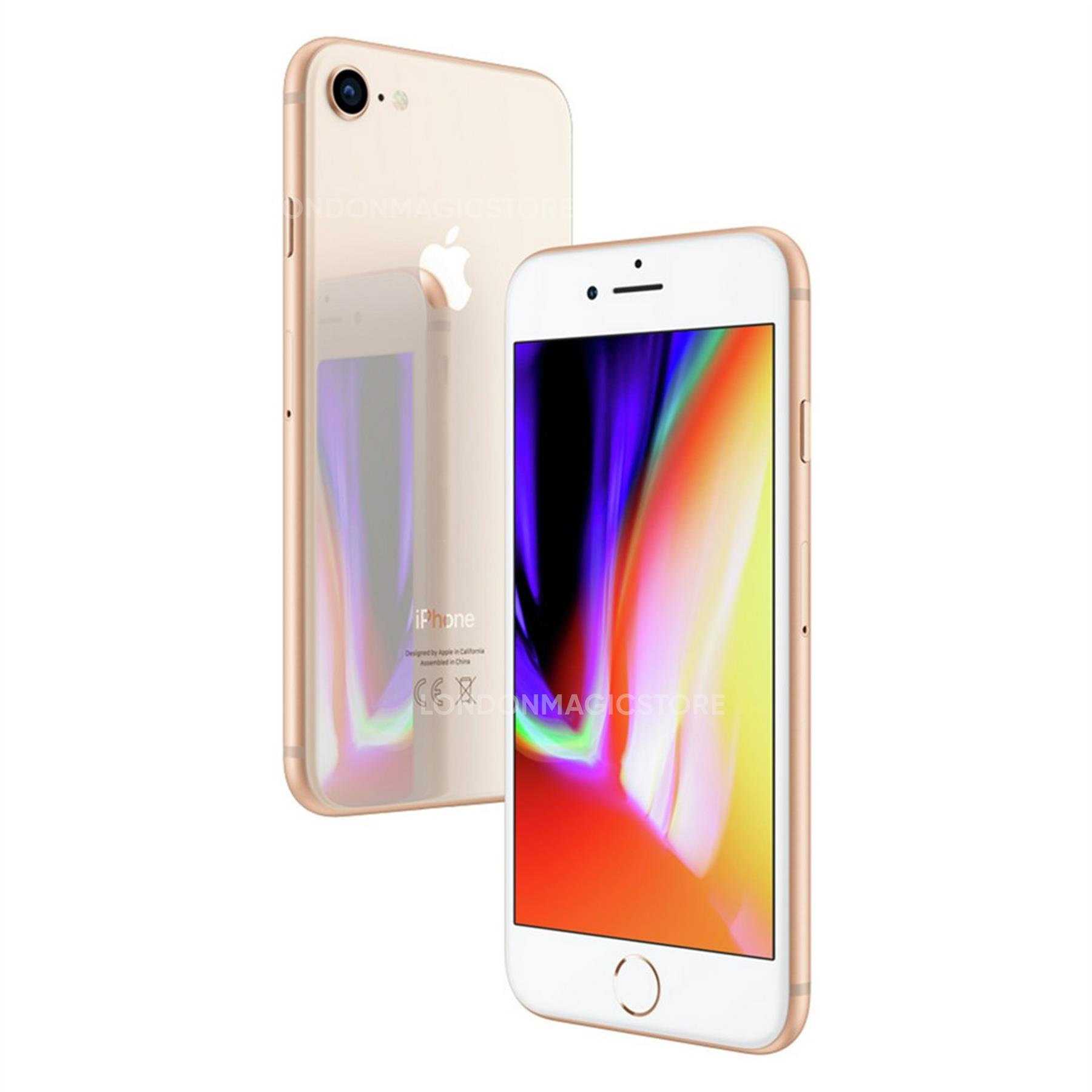 thumbnail 4 - Brand New Apple iPhone 8 64GB 256GB Unlocked - All Colours - With Original Box