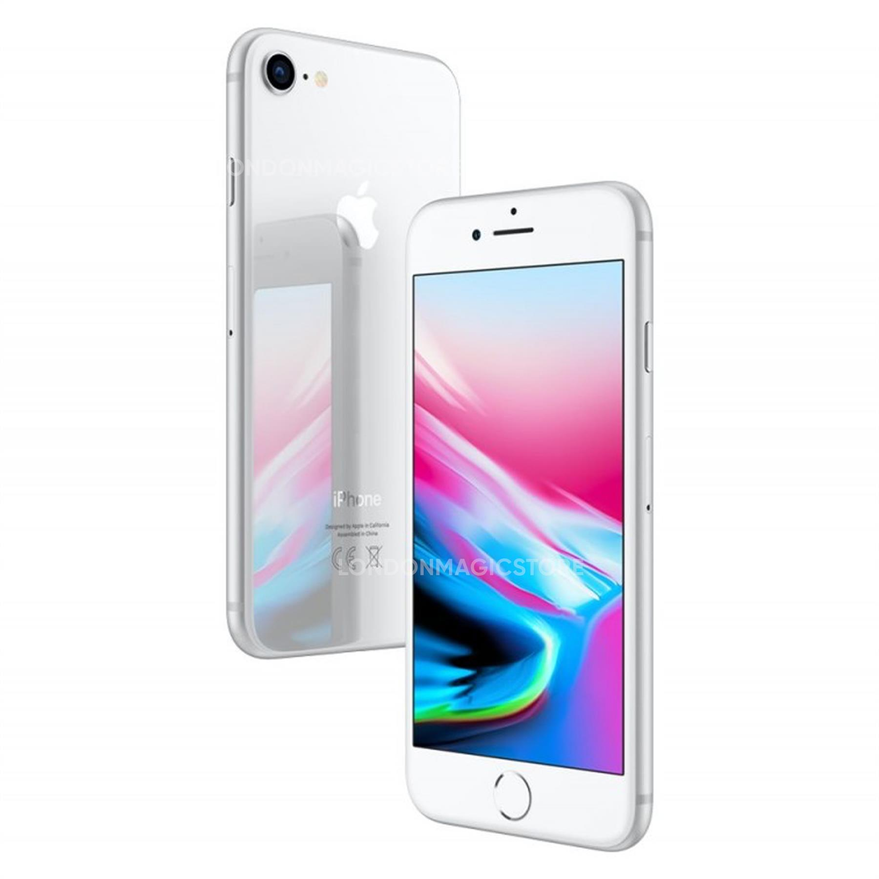thumbnail 7 - Brand New Apple iPhone 8 64GB 256GB Unlocked - All Colours - With Original Box