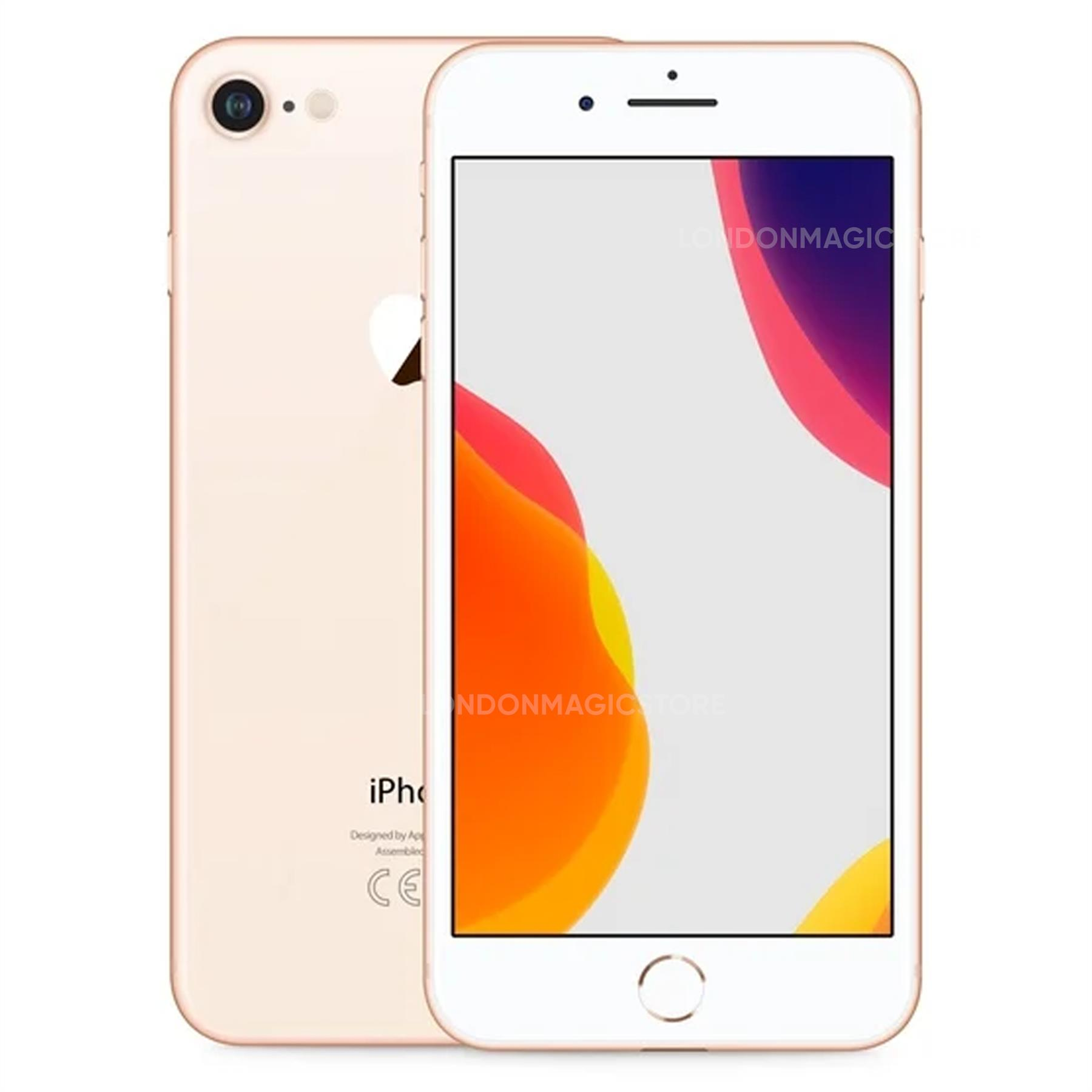 thumbnail 3 - Brand New Apple iPhone 8 64GB 256GB Unlocked - All Colours - With Original Box