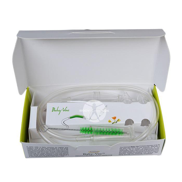 Baby Vac Nasal Vacuum Aspirator Suction Nose Cleaner Arianna Katarek