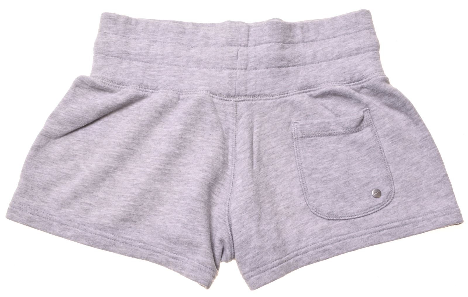REEBOK Womens Sport Shorts UK 10 W26 Grey Cotton HO11 | eBay