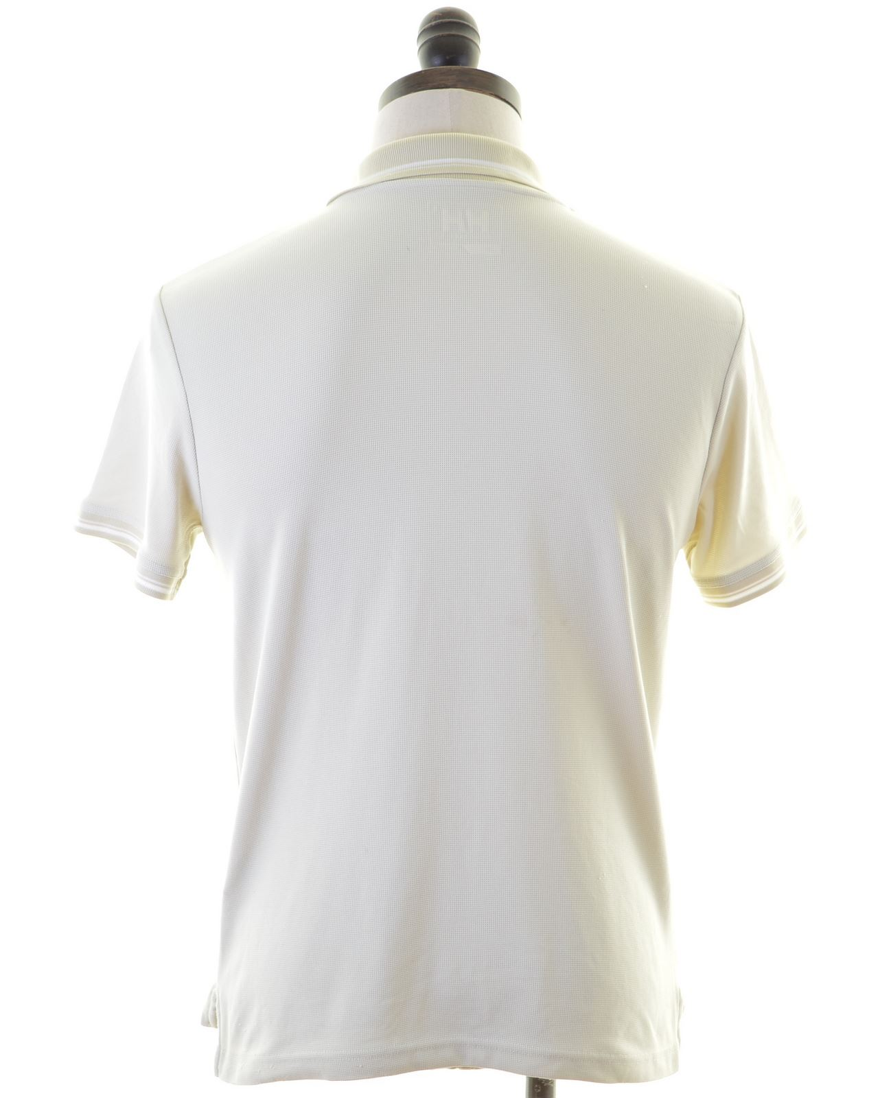 076c6c6c HELLY HANSEN Mens Polo Shirt Small Beige Polyamide CY17 | eBay