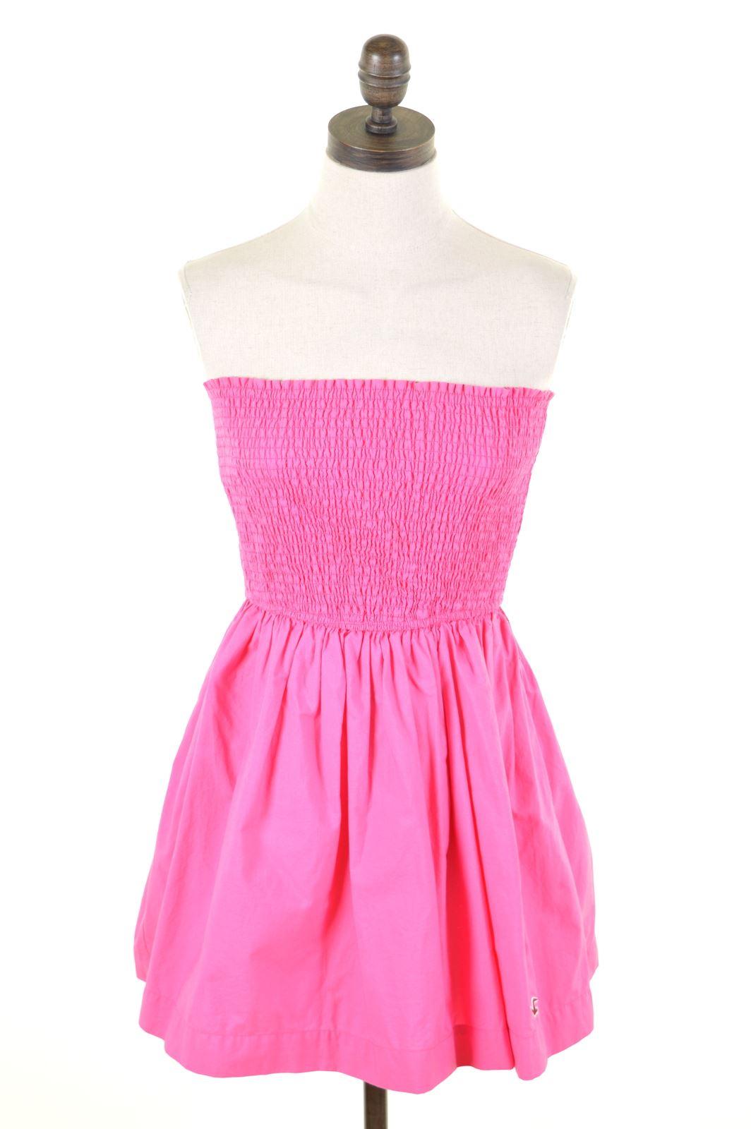 HOLLISTER Womens Strapless Dress Size 16
