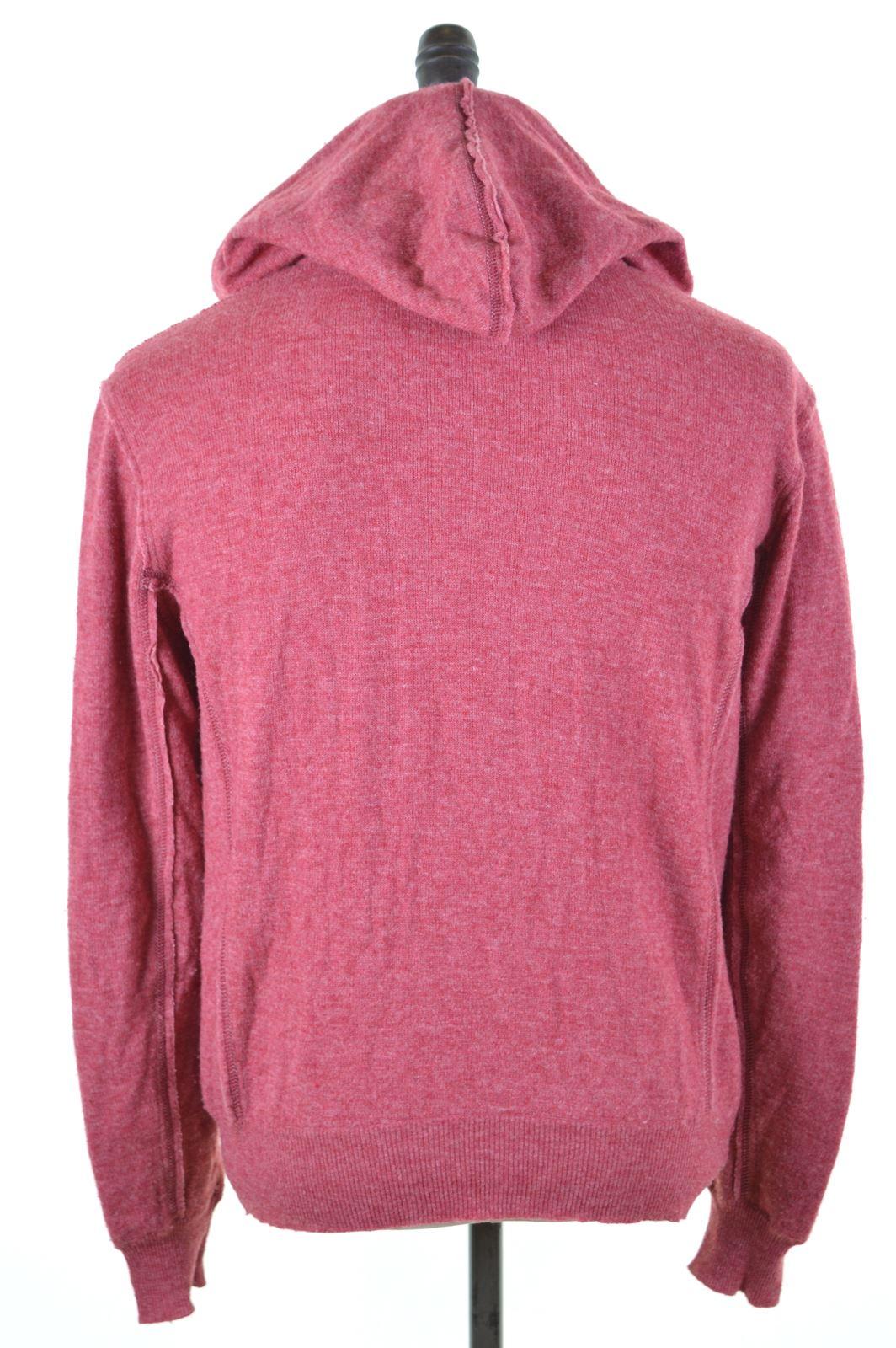 d1374bb3f DIESEL Mens Hoodie Jumper Large Pink Wool EA03 | eBay