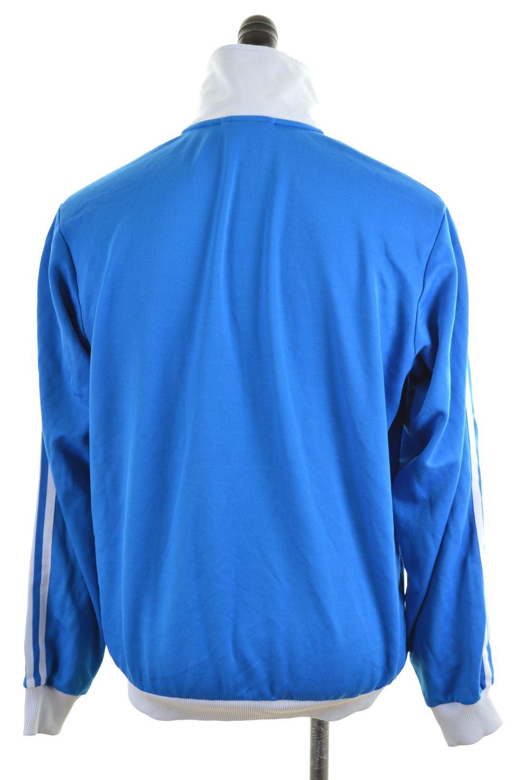 Bleu Grand Vintage Survêtement Coton Il19 Adidas Veste Hommes hCQtsrd