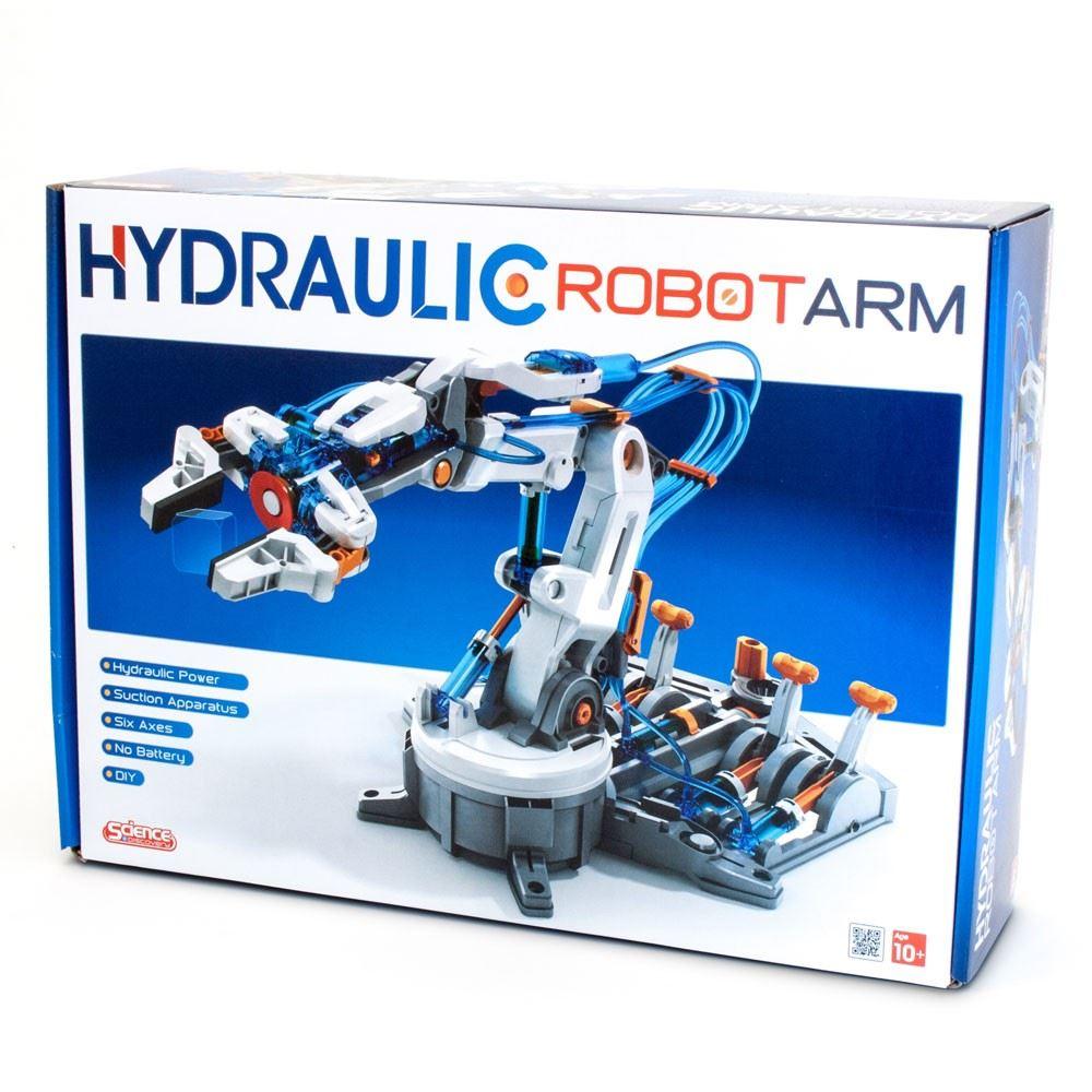 Amazon De: Hidráulica Del Brazo Del Robot Por Control Remoto De Los