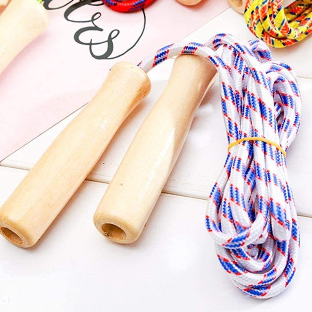 Kids Skipping Rope With Counter Children Exercise Jumping Game Activity L7E6
