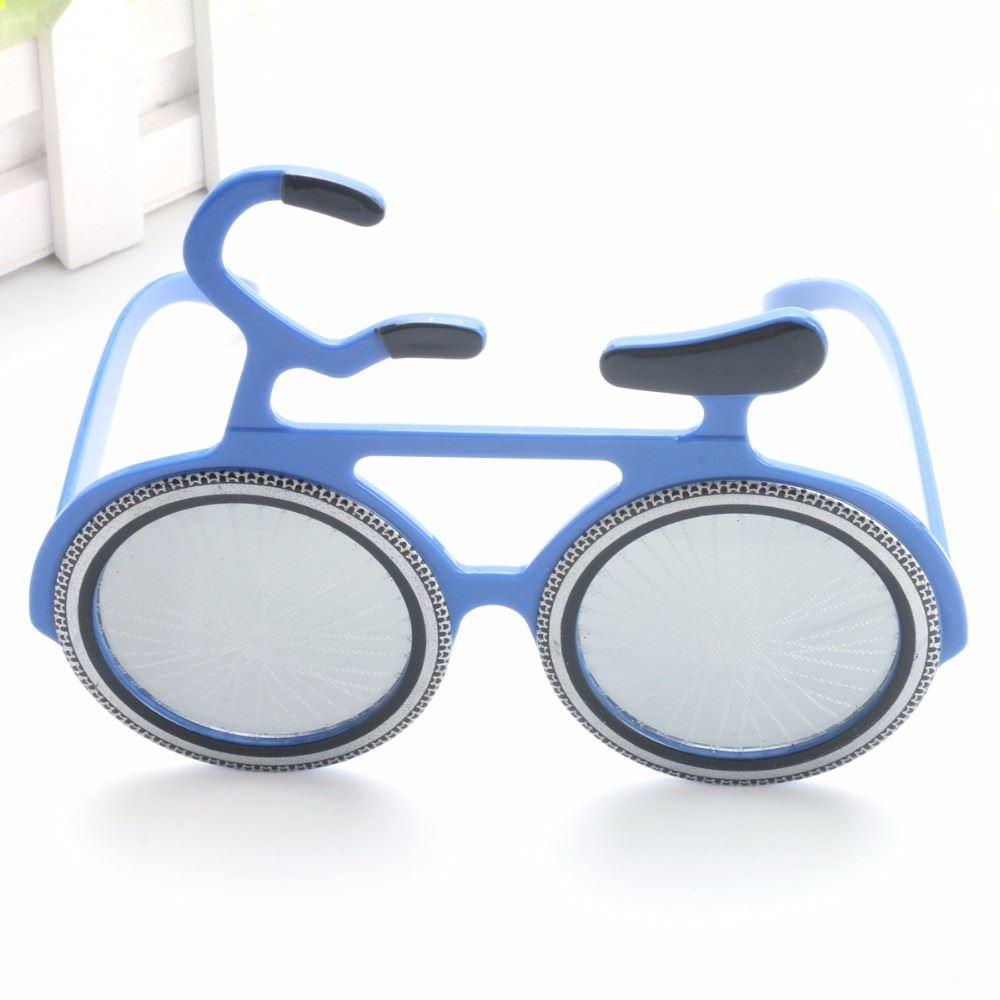 thumbnail 16 - Glasses Joke Sunglasses Fancy Dress Costume Party Fun Photo Booth Prop 1-12Pcs