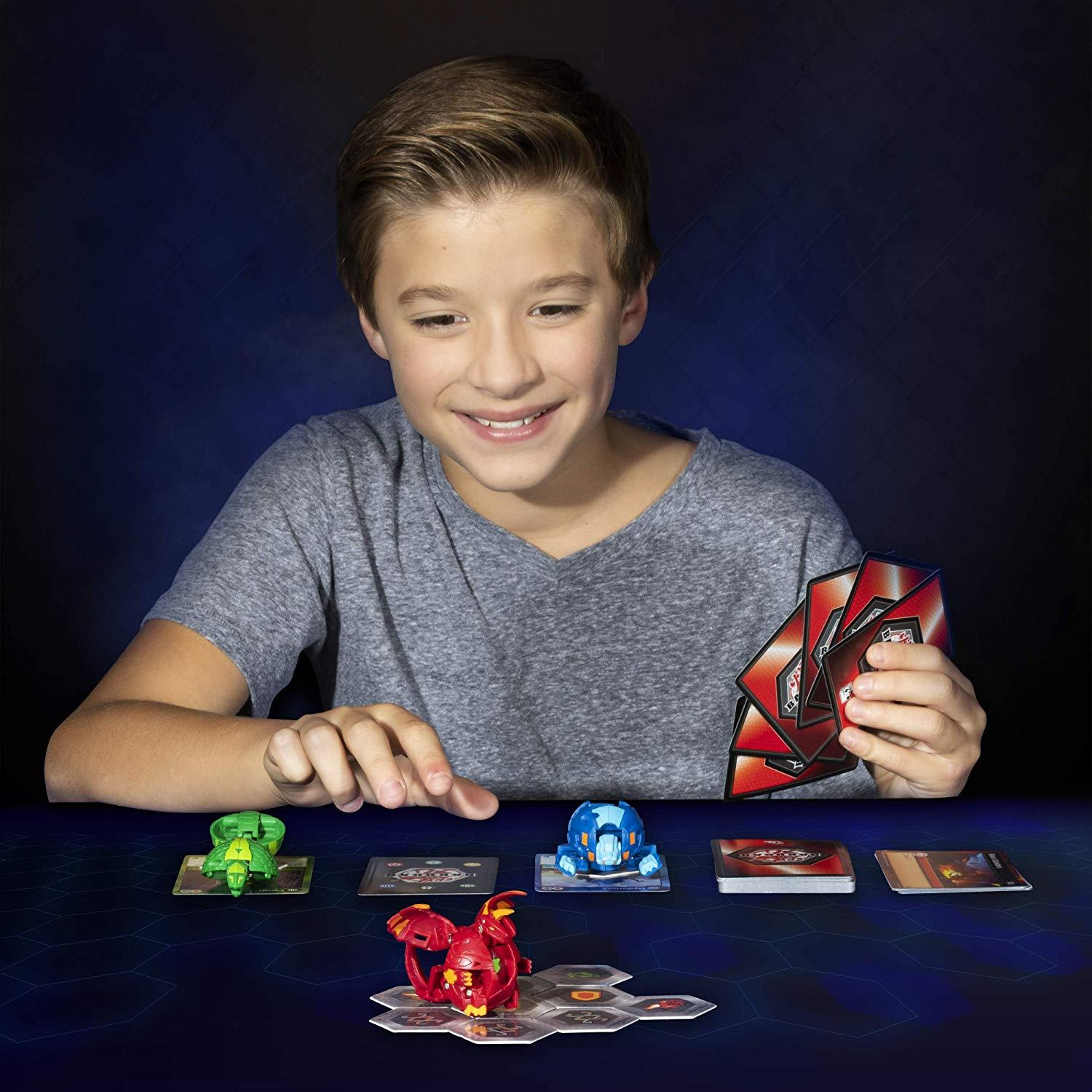 Bakugan 2-inch Tall Collectible Transforming Creature Battle Planet SELECTED