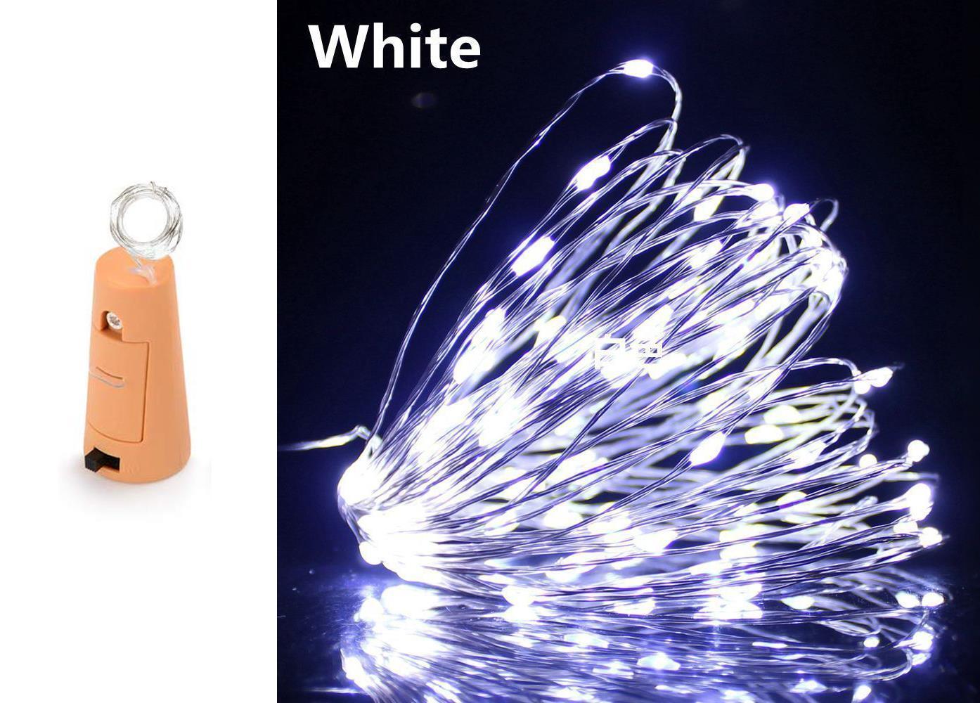 10M-100-LED-Fairy-String-Light-Lamp-Christmas-Xmas-Wedding-Christmas-Party-Decor miniatuur 14