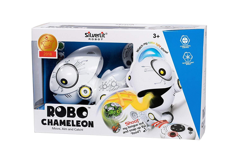 Silverlit Robo Chameleon Interactive Pet NEW 2018 TOY CHRISTMAS GIFT ...