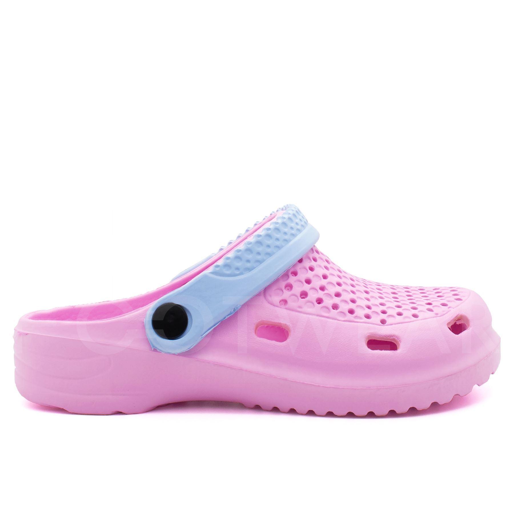 New Womens Clogs Garden Kitchen Hospital Sandals Shoes