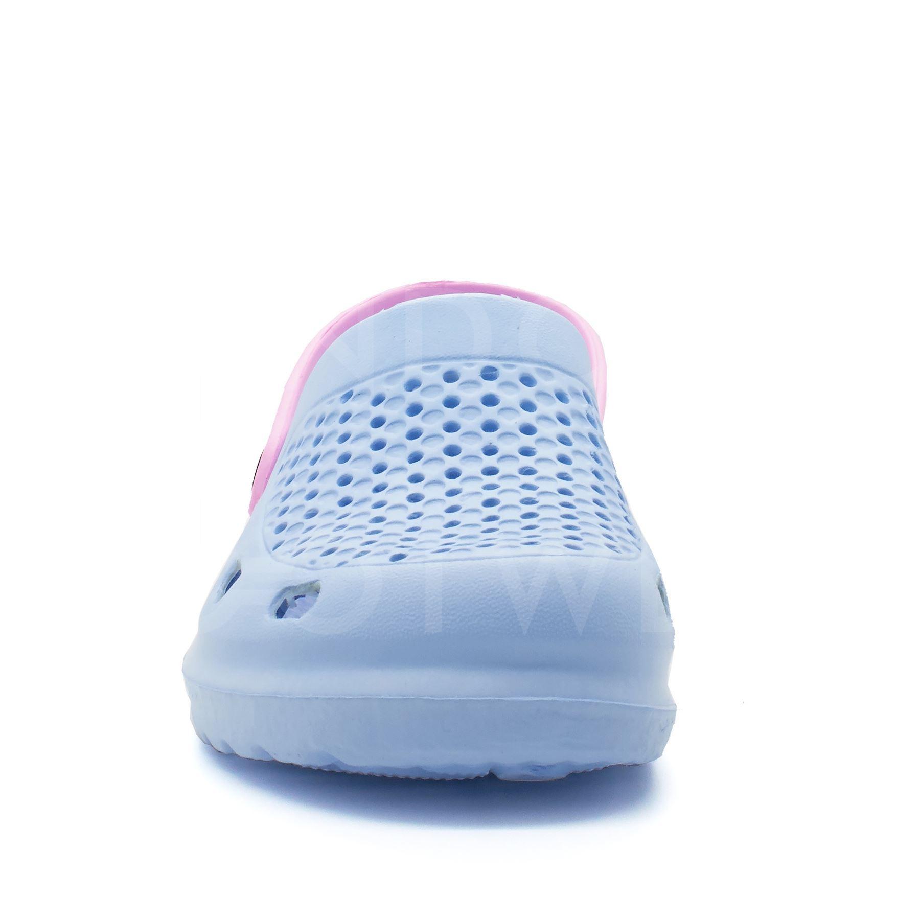 New Womens Clogs Garden Kitchen Hospital Sandals Shoes Ladies Beach ...