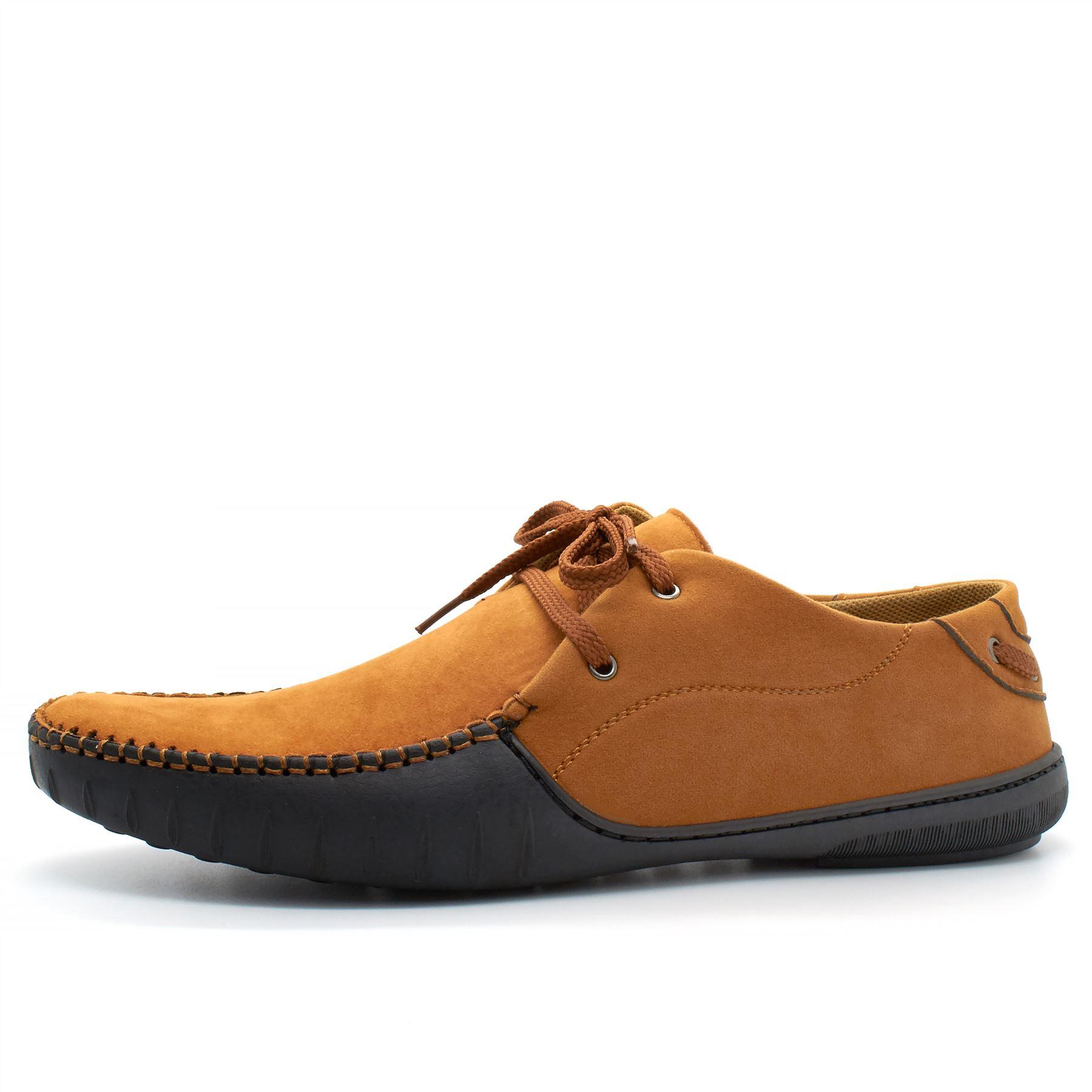 New Mens Casual Loafers Designer Tassel Slip On Shoes Boat