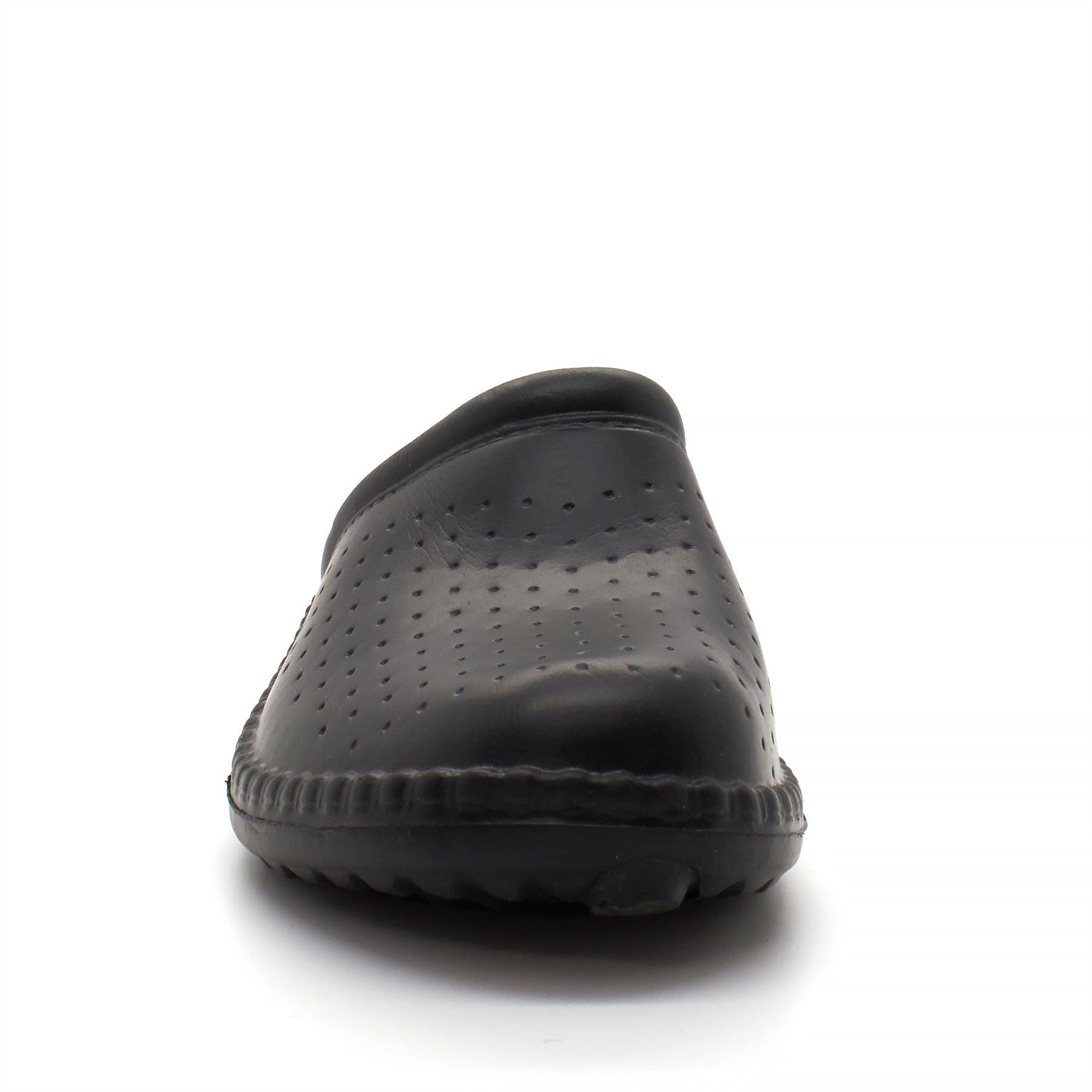 Nuevas Sandalias de Mujer Zuecos Damas Jardín Hospital Enfermera Zapatos Playa Cocina Reino Unido 3-8
