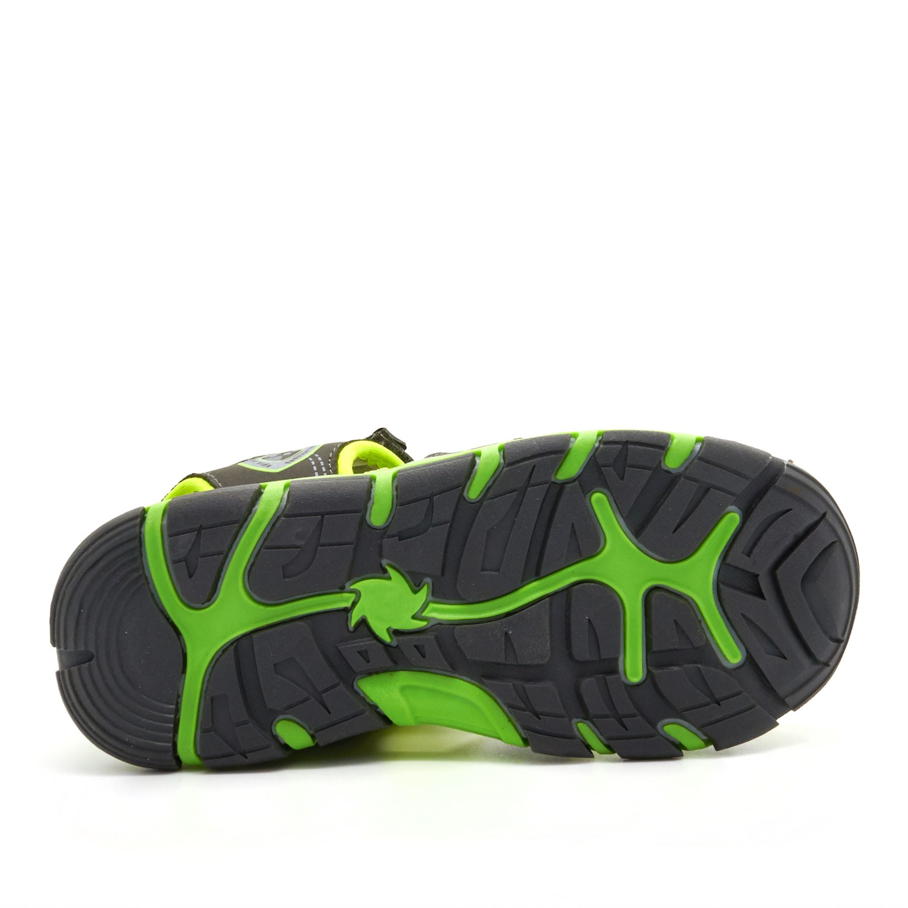New Boys Kids Casual Sandals Summer Beach Sports Walking Touch Fasten Strap 7-12