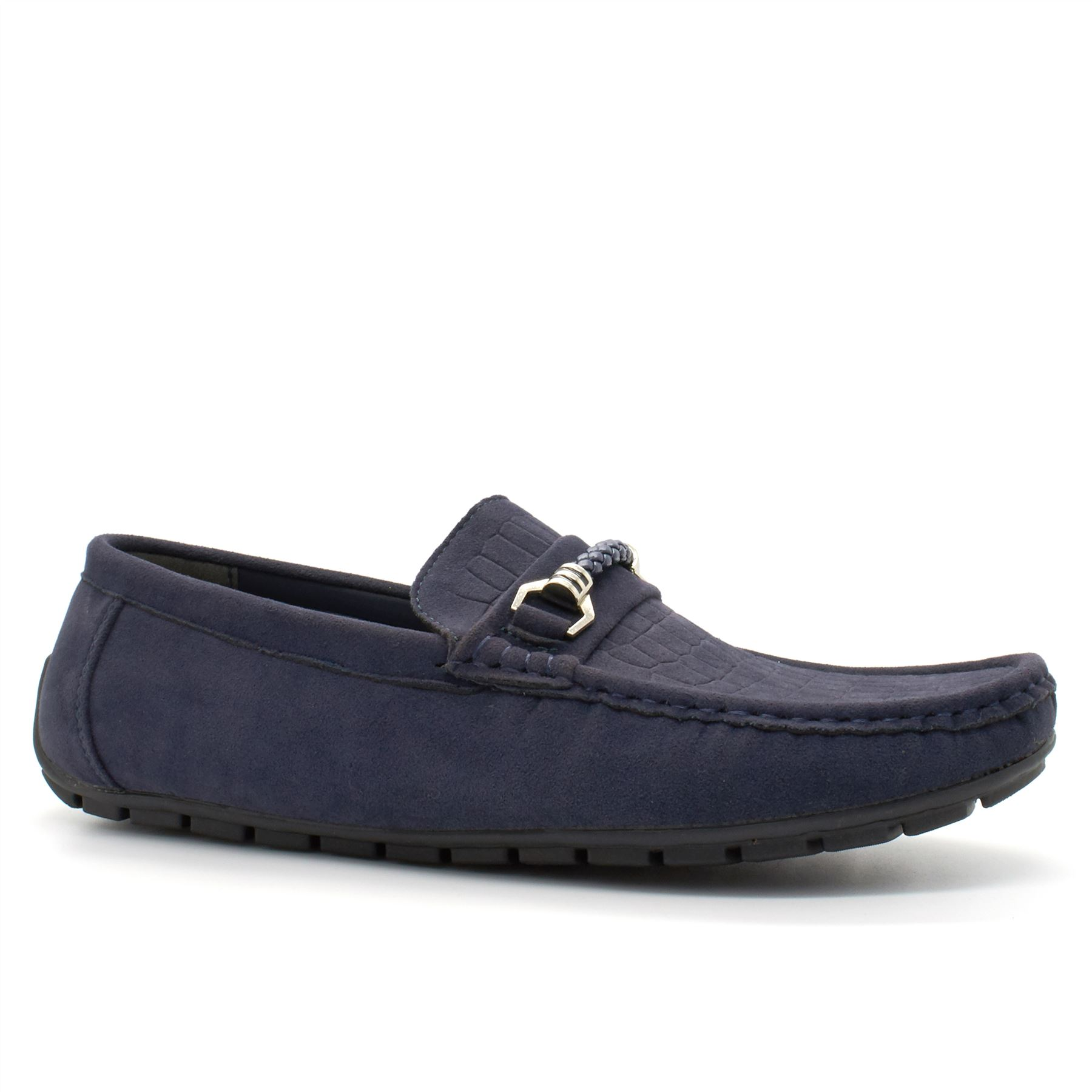new mens casual loafers moccasins slip on driving shoes