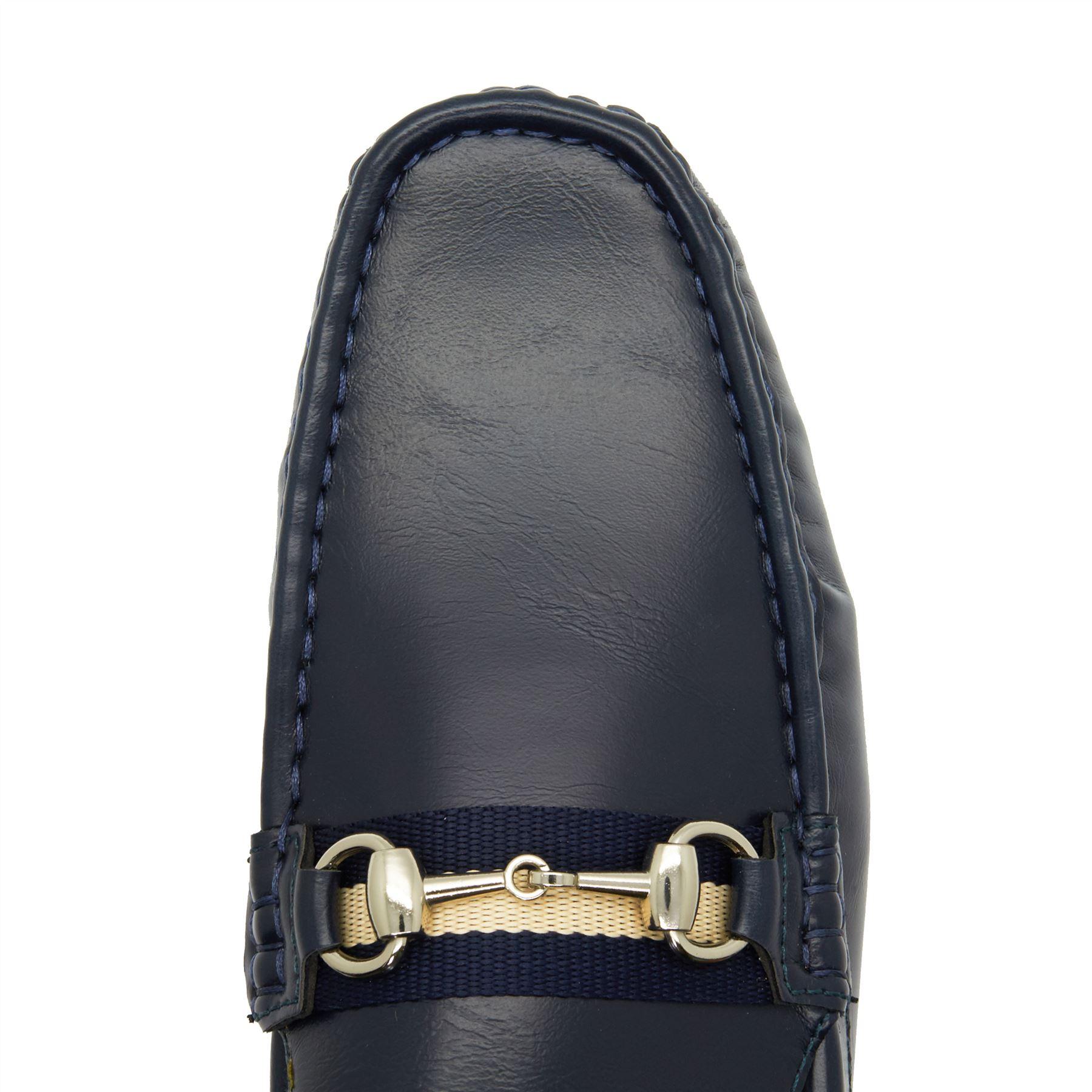 Nuevo Mens resbalón en Mocasines informales de conducción Zapatos Para Cubierta Size UK 6-11