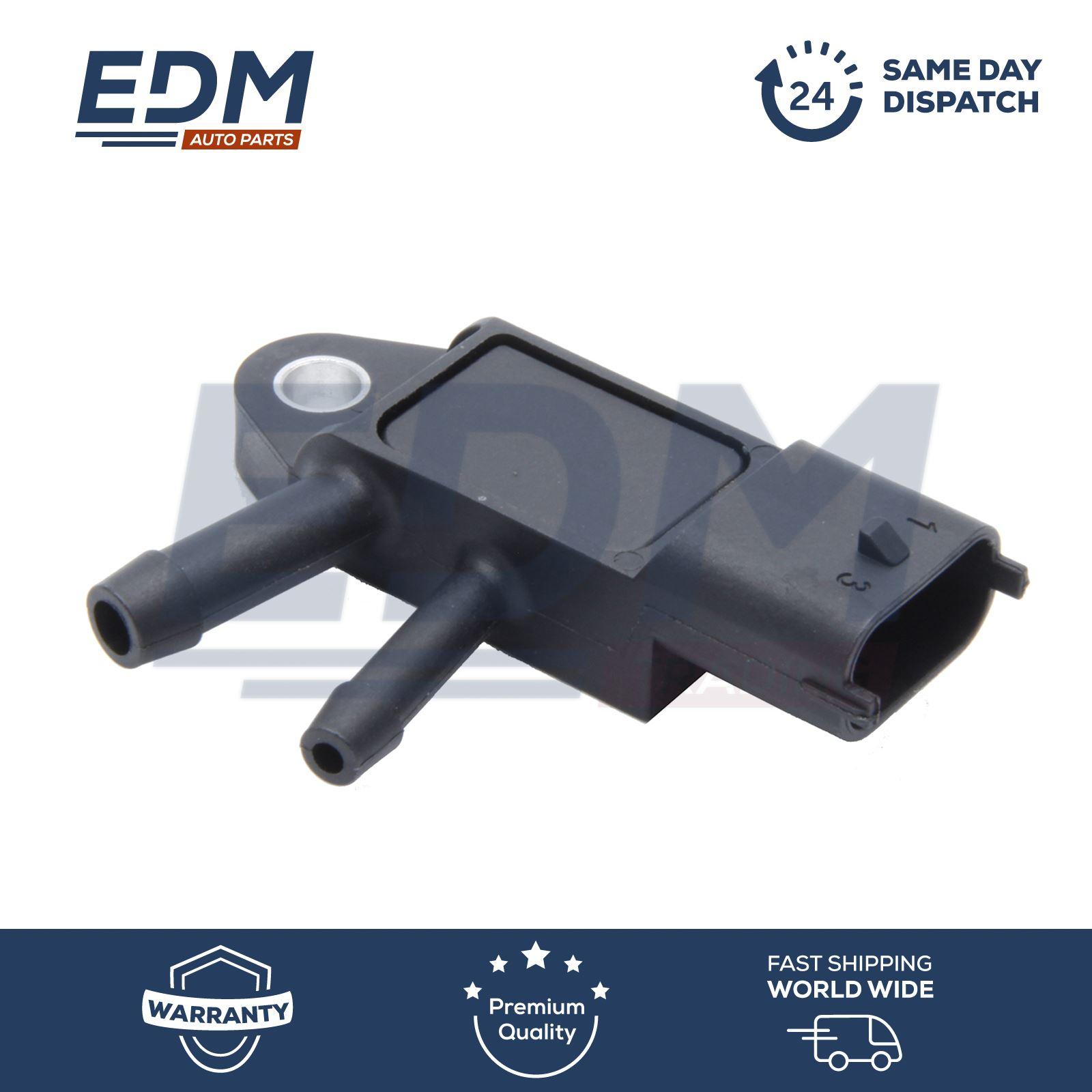 V50 XC70 Exhaust Pressure //DPF Sensor Volvo C30 S60 V70 XC60 C70 S40 S80