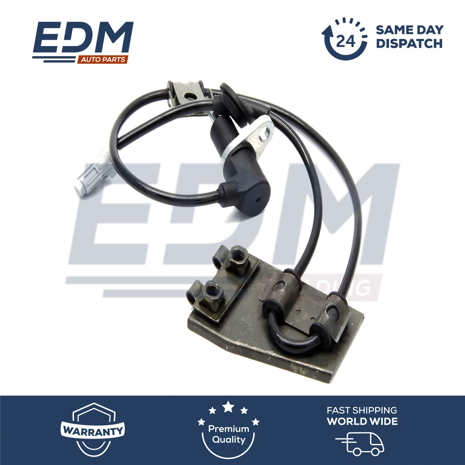 Ford Transit Connect 1.8 16V Genuine Lemark Rear ABS Wheel Speed Sensor