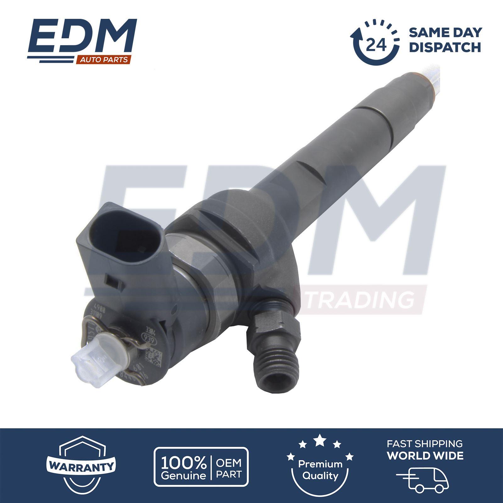 Bmw Xdrive Meaning: Injecteur BOSCH Pour BMW X1 E84 X3 E83 F25 XDrive SDrive 1