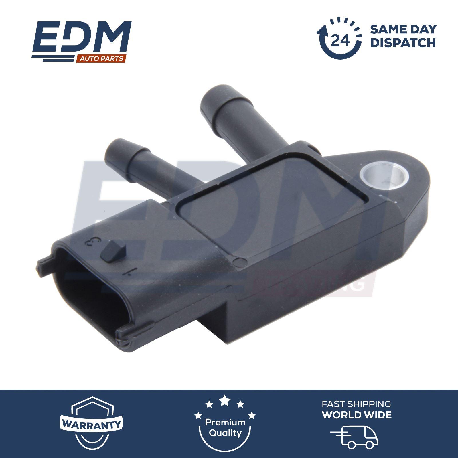 Vectra Zafira BOSCH PRESSIONE DI SCARICO//DPF Sensore Per Vauxhall Astra Signum