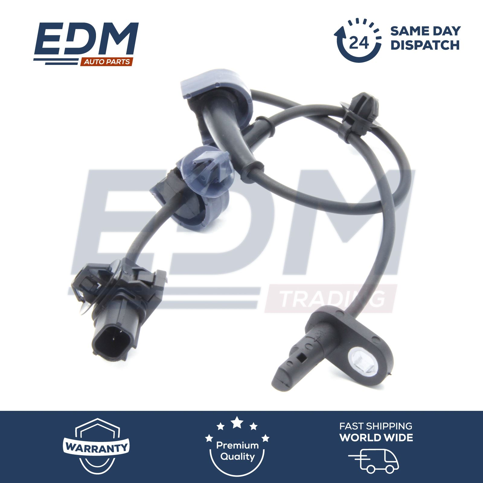 Rear Left ABS Wheel Speed Sensor Fit HONDA Civic MK8 2006-2012 57475-SMG-E01