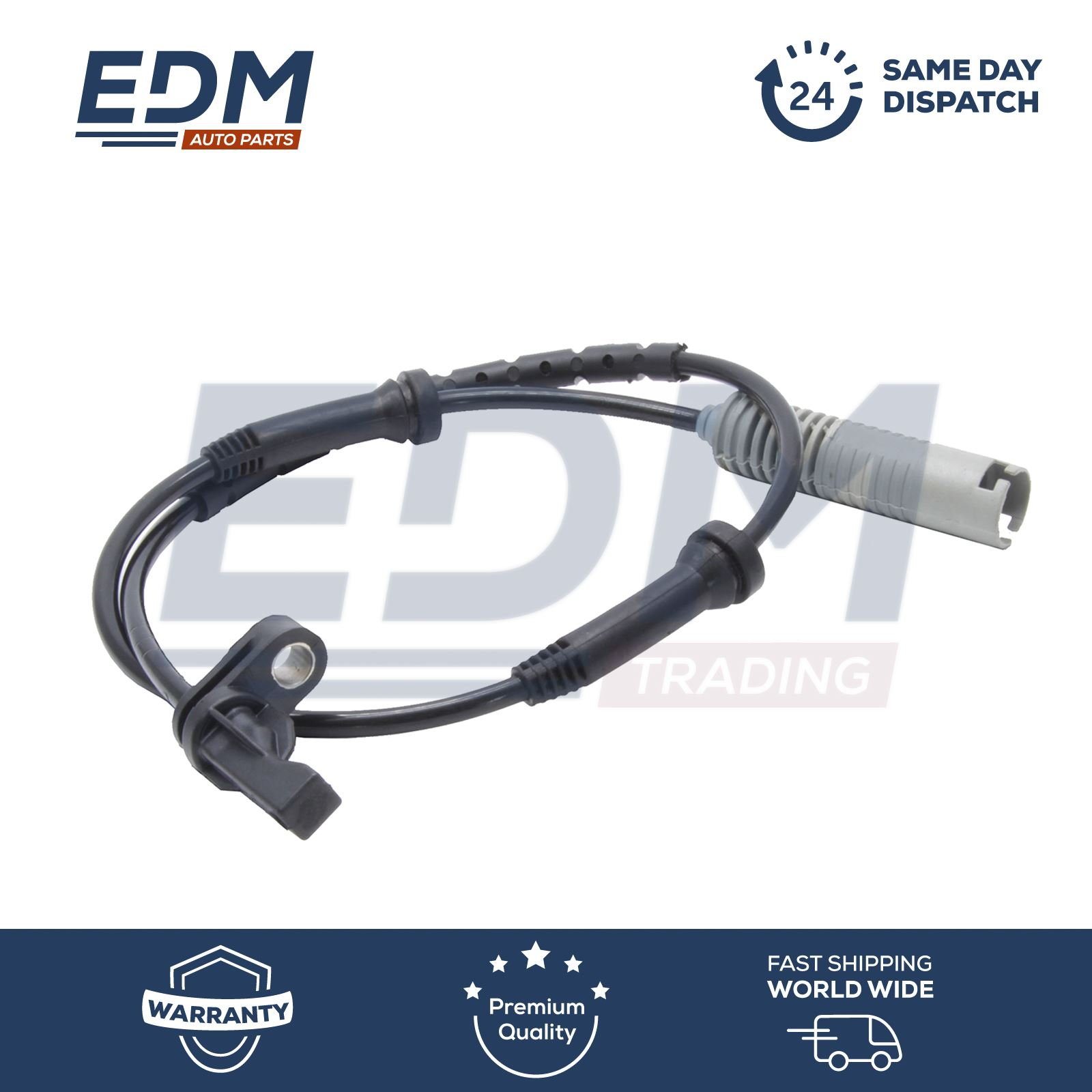Front Left//Right ABS Sensor BMW E46 E81 E82 E87 E88 E90 E91 E92 E93 34526762465