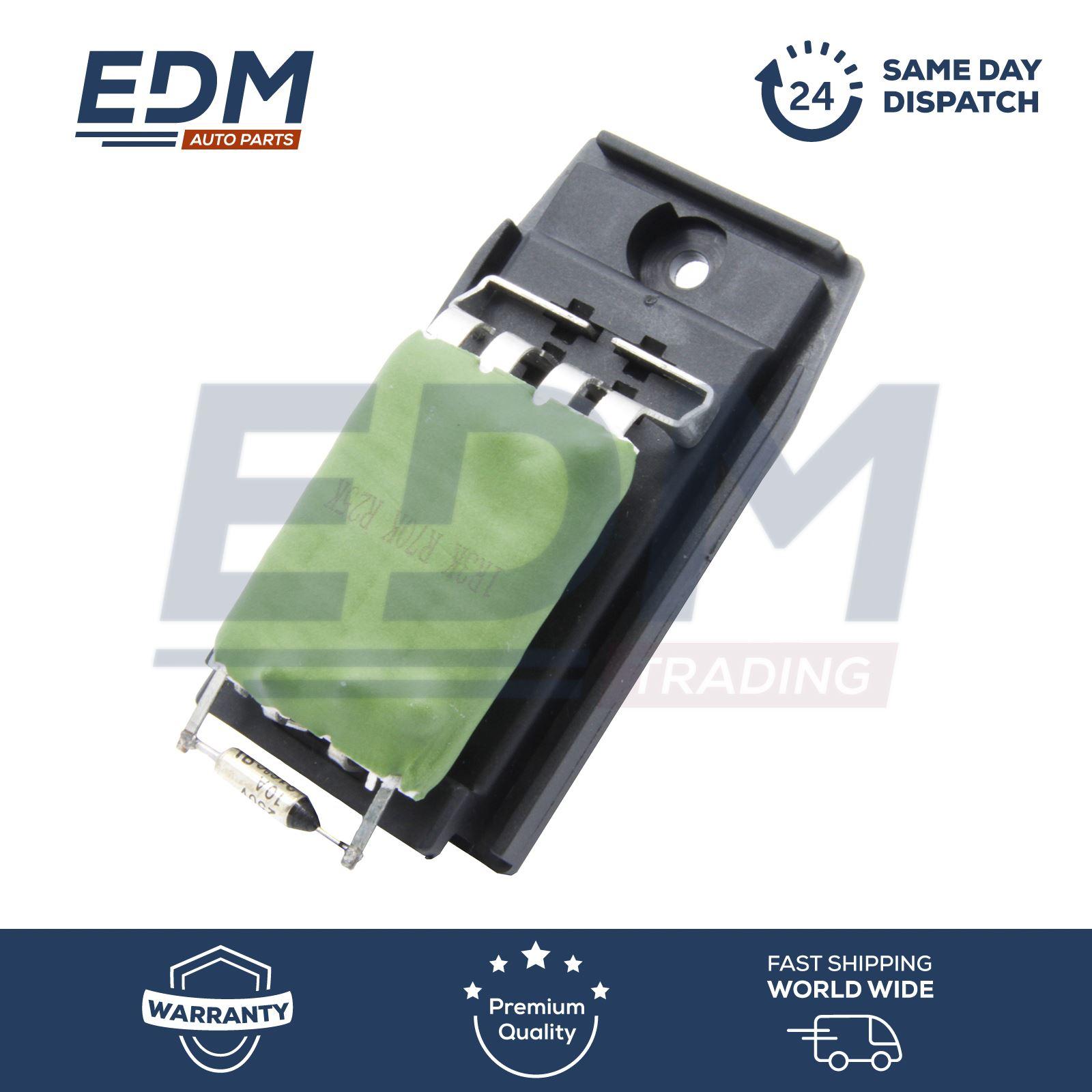 TOPAZ Heater Blower Motor Fan Resistor for Ford Mondeo Focus 1311115